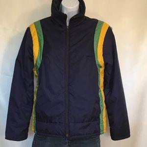 Authentic 1970's Vintage Nylon Ski Jacket